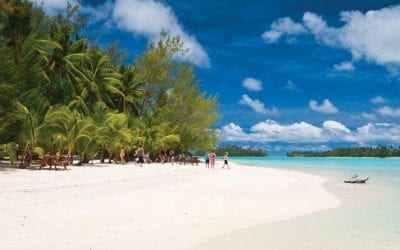 Welcome to Paradise – The Cook Islands