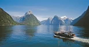 New Year's Eve on Doubtful Sound